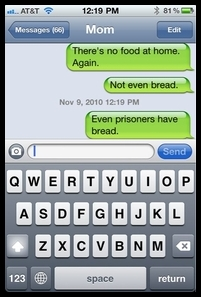 Funny Parent Texts