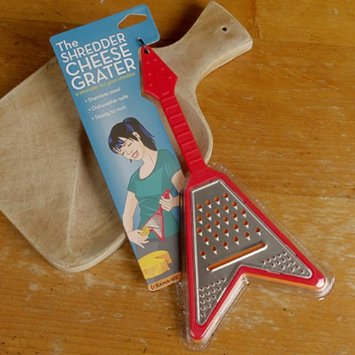 funny guitar shaped cheese grater the shredder cheese grater funny kitchen gadgets