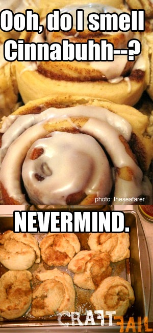 funny cinnabun nevermind nailed it baking fails