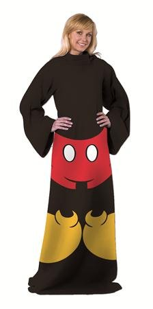 funny snuggies mickey mouse snuggie blanket with sleeves