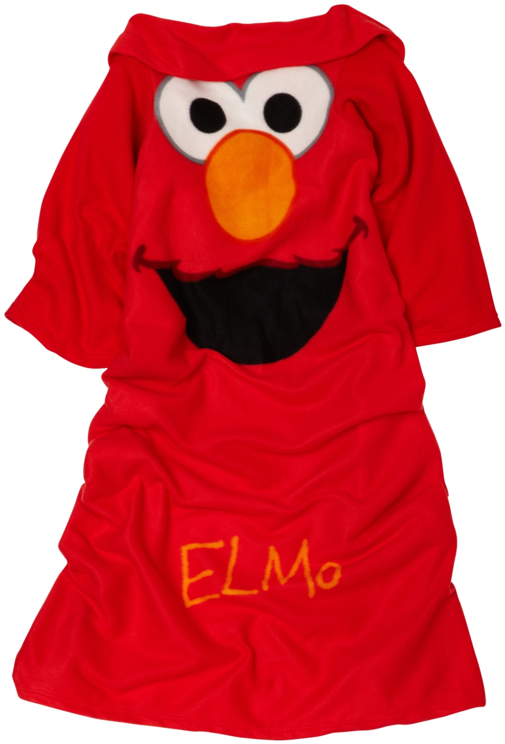 funny snuggies, sesame street snuggies, elmo snuggie, elmo blanket with arms, new snuggies,