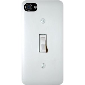 funny iphone case light switch iphone cover case protector skin