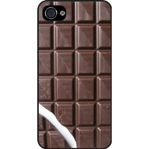 Funny Chocolate Bar Ipone Cover Case Cell Phone Case