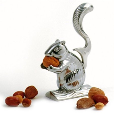 funny gifts and gadgets squirrel nutcracker