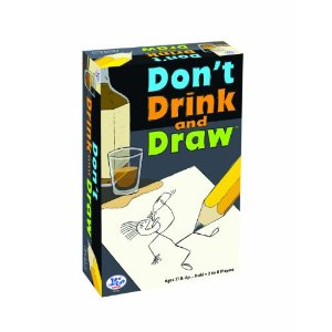 Drinking Games - Don't Drink and Draw Funny Drinking Game