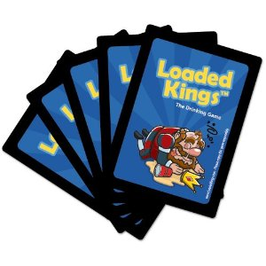 Drinking Game - Loaded Kings Most Popular Drinking Game
