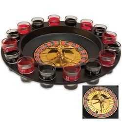 Drinking Game - Roulette Shot Drinking Game