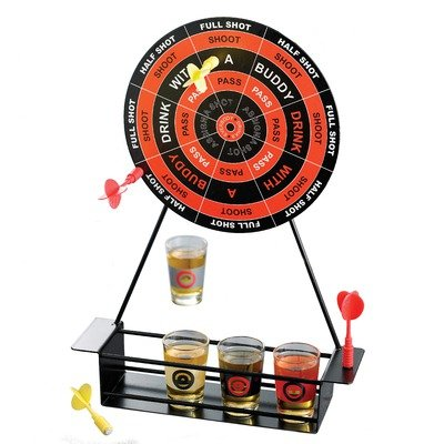 Drinking Games Shooting Darts for Shots