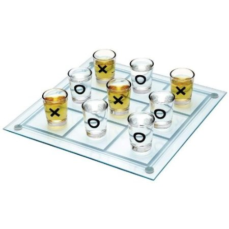 Drinking Game - Tic Tac Toe Funny Drinking Game