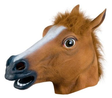 Horse Gag Video http://everythingfunny.org/funny-gifts-and-gadgets/24851/