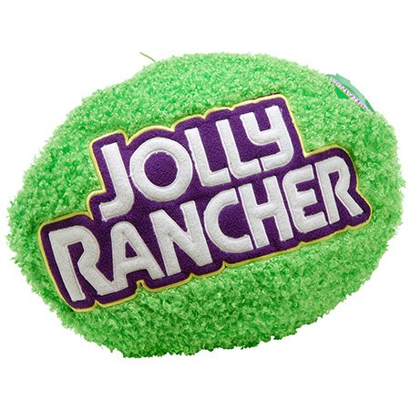 funny jolly rancher candy pillow