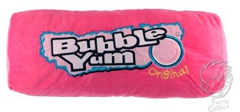 funny bubble yum gum pillow plush