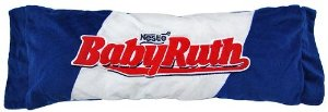 funny baby ruth candy bar chocolate pillow