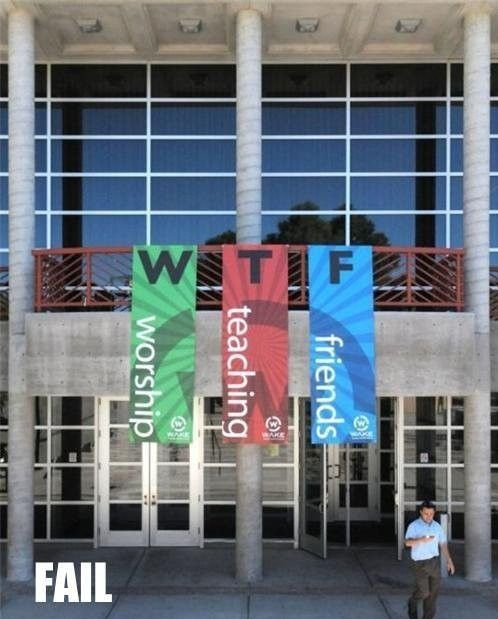funny college wtf flag placment fail