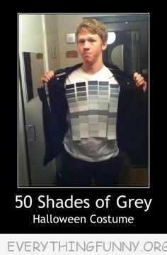 funny 50 shades of grey costume