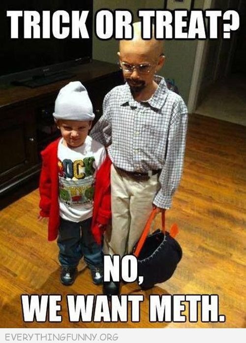 funny costume breaking bad