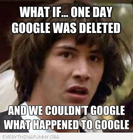 deletd and couldn't google what happened to google keanu reeves meme