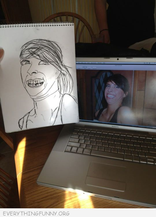 funny nailed it photo drawing funny internet picture