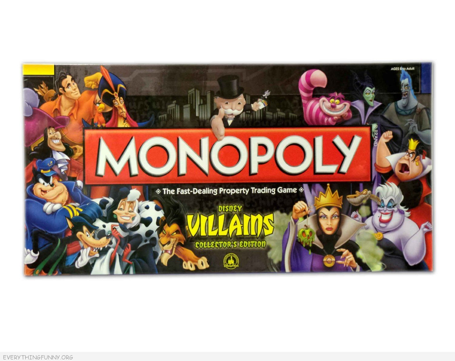 disney villans monopoly game