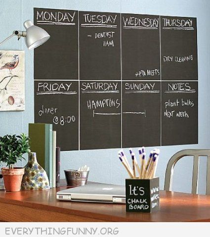 funny wallies black board for wall