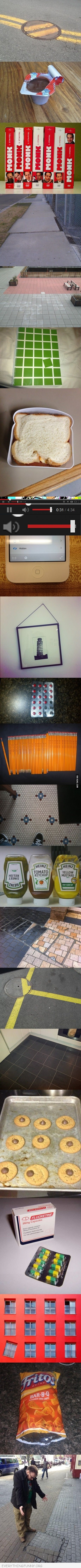 funny things that would drive people with OCD Crazy