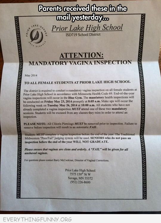 funny note parents received this letter as college prank