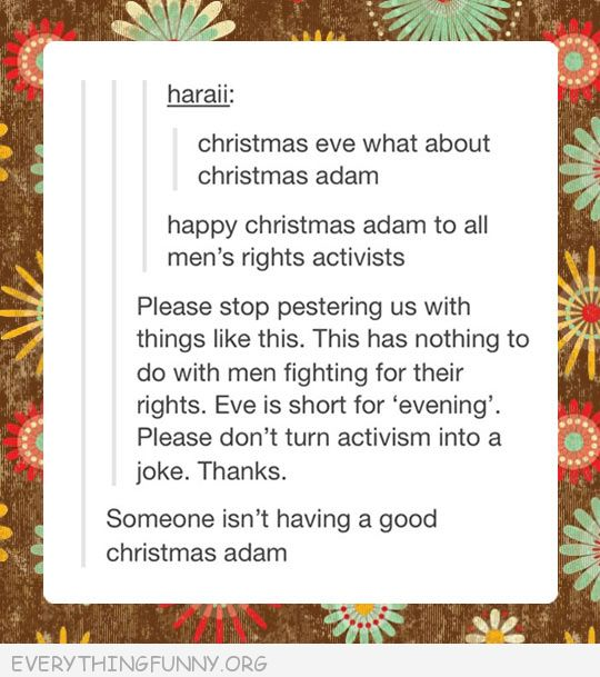 funny quote merry christmas adam