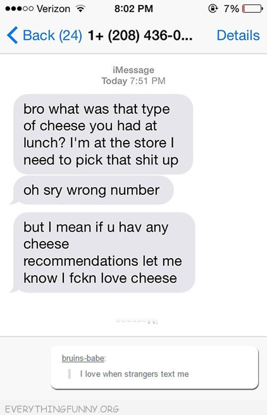 funny facebook status wrong number but what kind of cheese recommendations do you have i love cheese