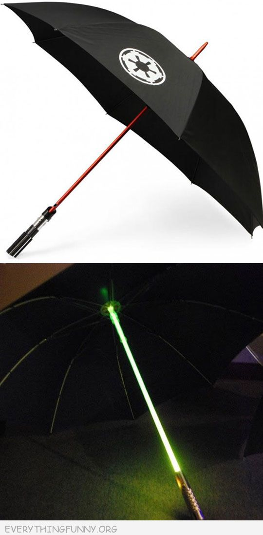 funny light saber umbrella light up handle