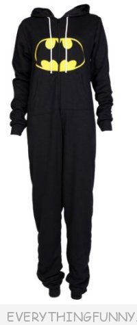 funny superhero jumpsuit ladies pajamas
