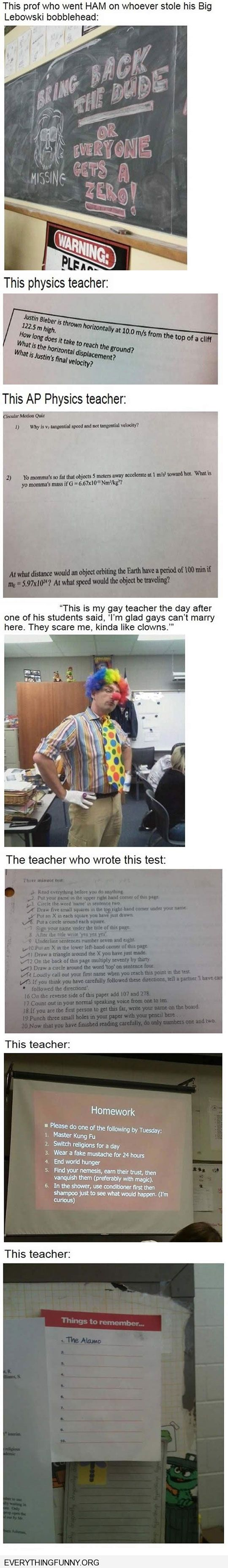 funny captions the coolest teachers ever
