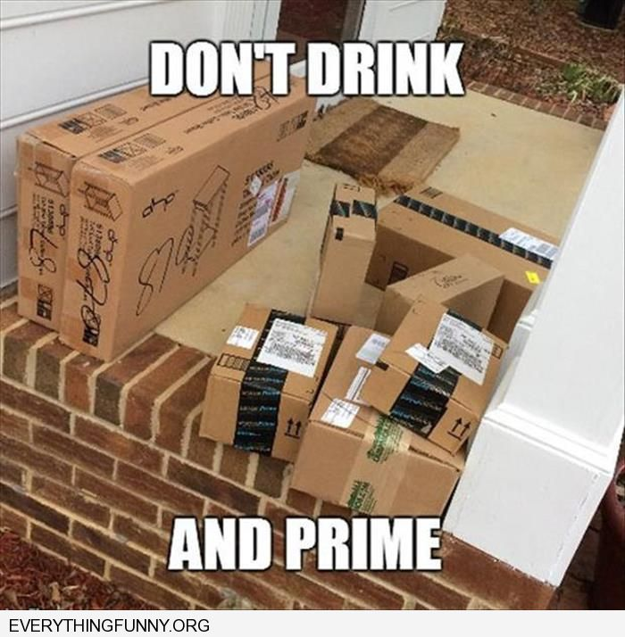 funny captions do not drink and amazon prime order online