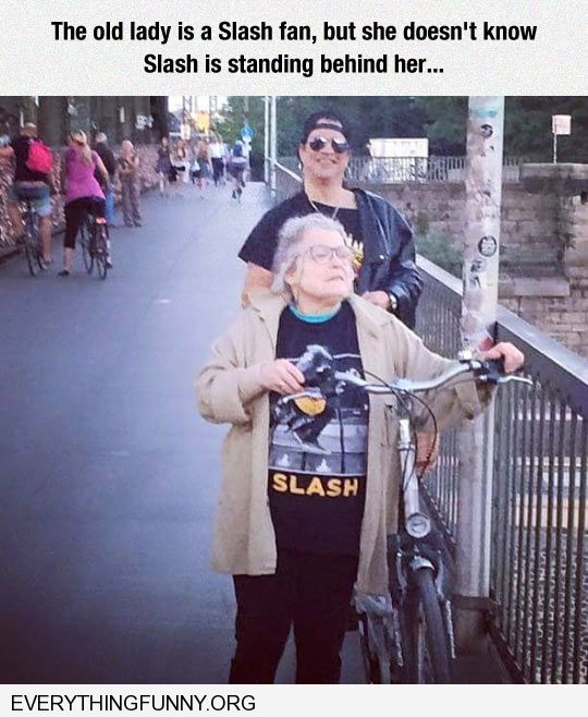 funny old lady slash fan has no idea he is standing right behind her t shirt