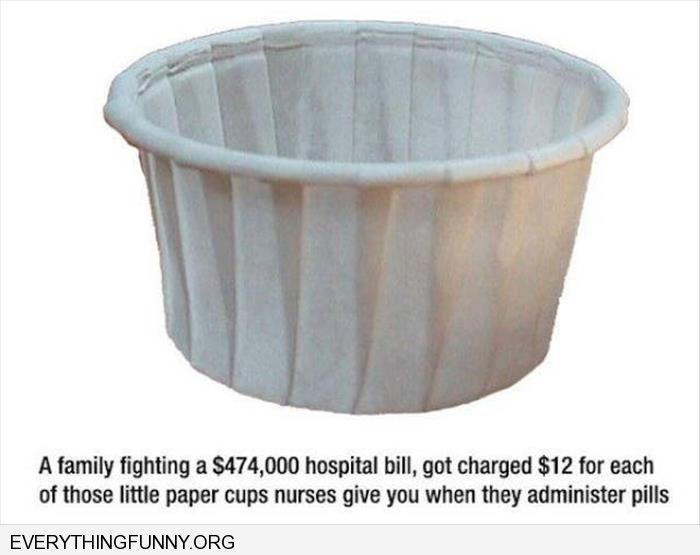 couple fighting hospital bill charged 12 for cup that held medication