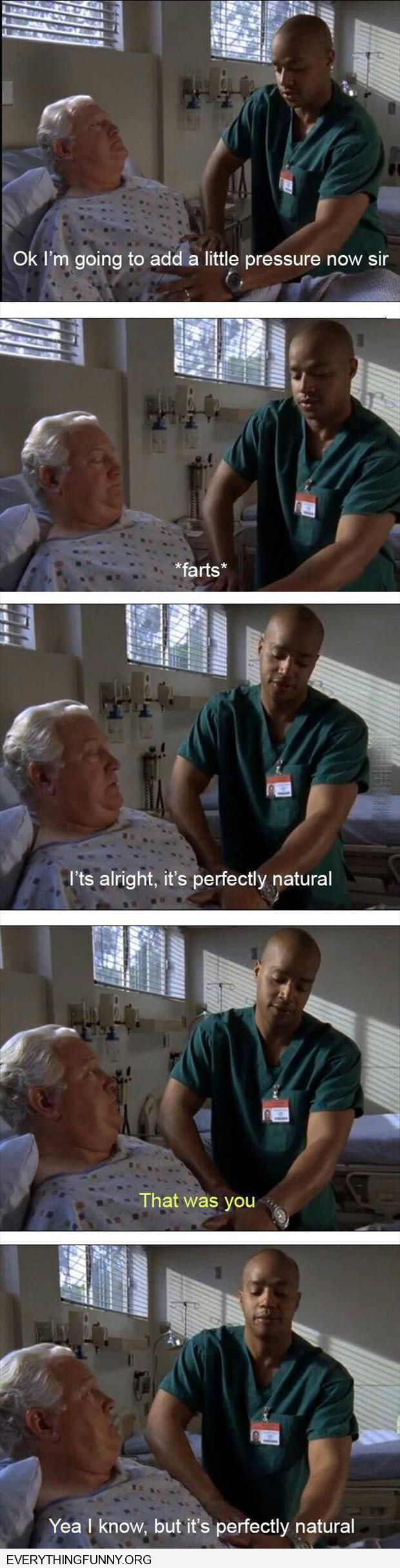 funny caption clip from scrubs