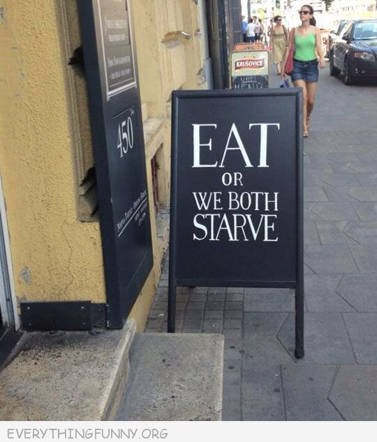 funny billboards, funny signs, funny restaurant boards, funny signage ideas, funny signage, funny blackboards,