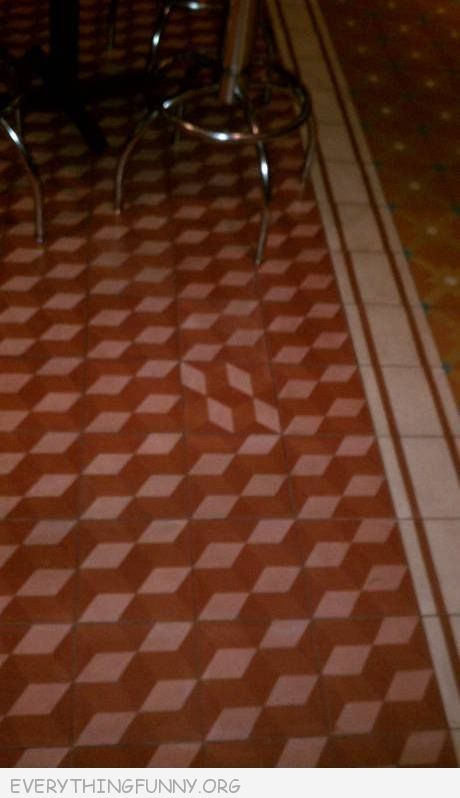 funny you had one job, you only had one job, puts on carpet tile in wrong direction, funny screw ups, funny mistake pictures, funny mistakes,