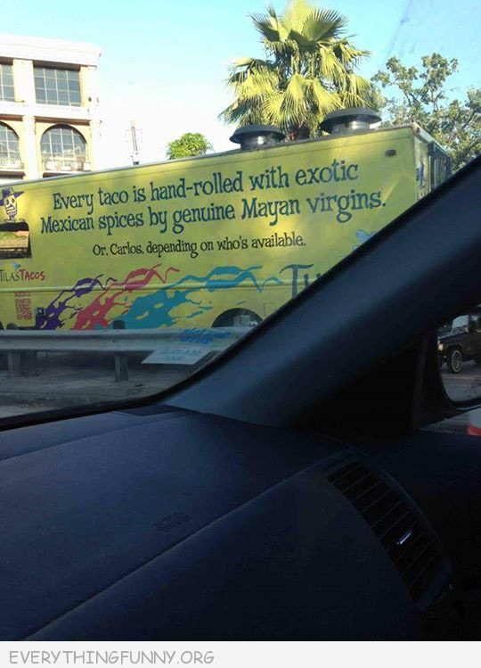 funny signs, funny billboards, funny sayings, funny ads,