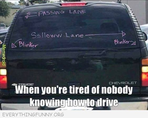funny note on car, funny notes on truck, funny car stickers,