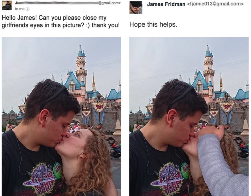 Funny Photoshop Edits By James Fridman