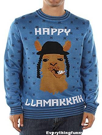 10 Funny Ugly Hanukkah Sweaters 2019