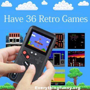 Retro Game iPhone Covers